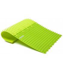 SWEDISH SPIKE MAT COMBI akupresūrinio masažo kilimėlis (žalias)