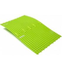 CLASSIC akupresūrinio masažo kilimėlis (žalias)
