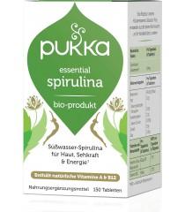 "PUKKA ""Essential Spirulina"" maisto papildas"