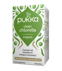 "PUKKA ""Clean Chlorella"" maisto papildas"