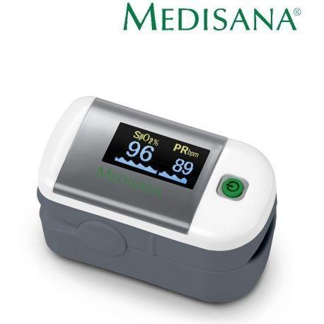 Medisana PM 100 pulsoksimetras