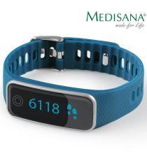 Medisana ViFit Touch žingsniamatis ir miego sekiklis (mėlynas)
