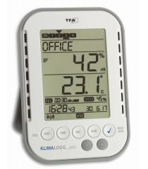 TFA 30.3039 IT Tmperatūros - drėgmės matuoklis su duomenų kaupimo funkcija